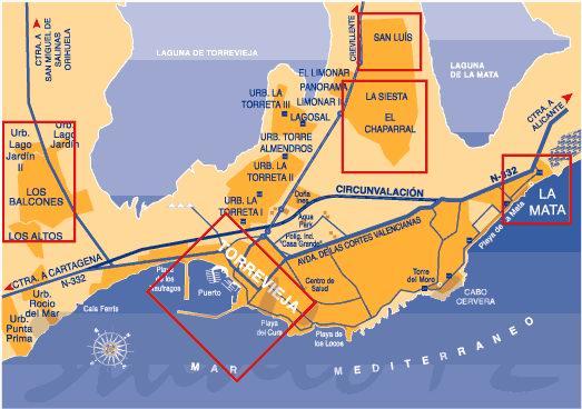 kart over torrevieja Nordic Service   Kart over Torrevieja kart over torrevieja